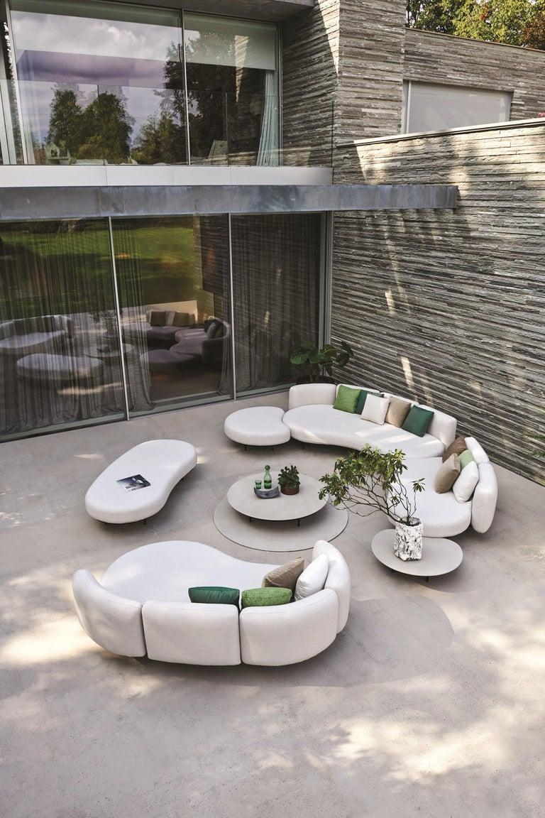 Modern Organix Outdoor Louge Set Design by Kris Van Puyvelde For Sale