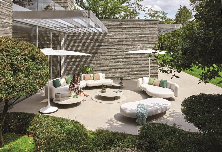 Belgian Organix Outdoor Louge Set Design by Kris Van Puyvelde For Sale