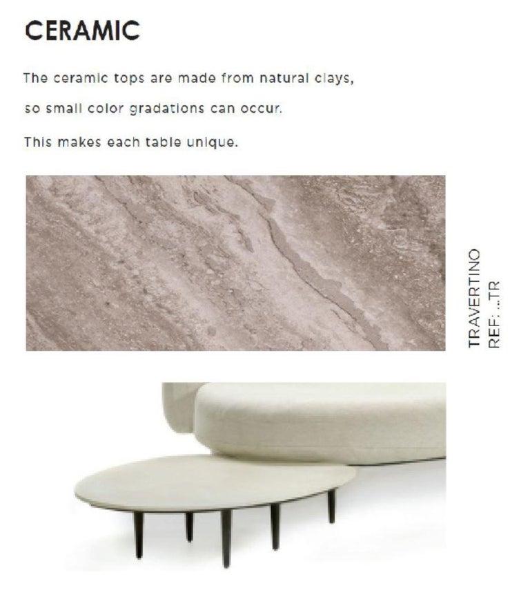 Contemporary Organix Outdoor Louge Set Design by Kris Van Puyvelde For Sale