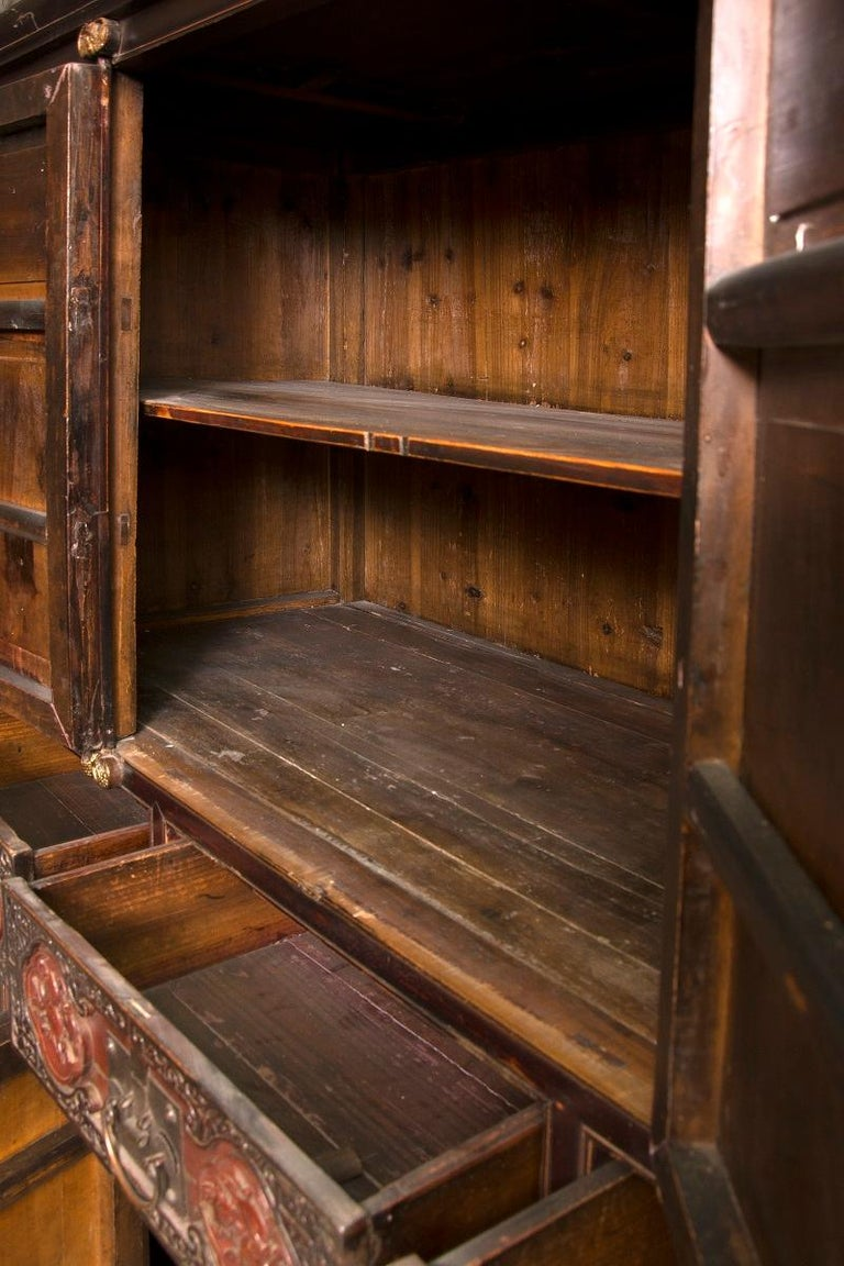 Oriental Cupboard, Possibly China, 19th Century In Good Condition For Sale In Madrid, ES