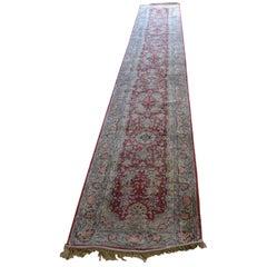 Oriental Handmade Silk Runner