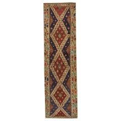 Oriental Kilim Runner Turkish Rug, Antique Rugs, Handmade Carpet Runners Sale