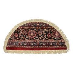 Oriental Rug Dust Barrier Interior Door Way, Handmade Carpet Mat Entrance way