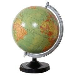 Orientation German Globe, 1980