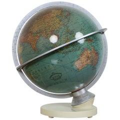 Orientation German Globe Columbus, circa 1970