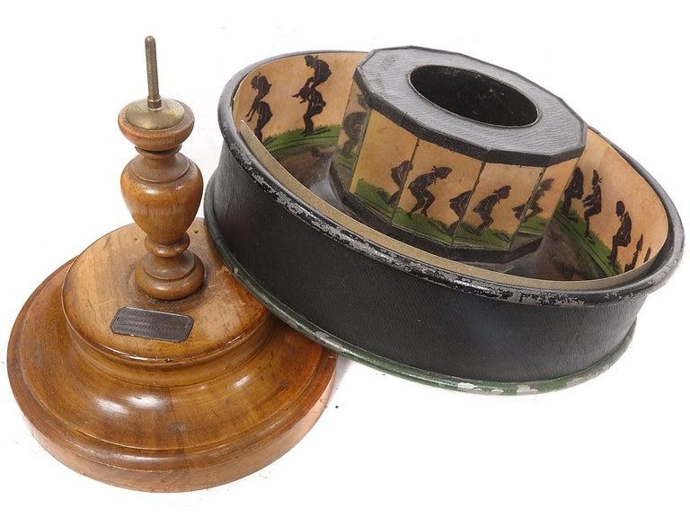 Victorian Original 1800s Praxinoscope For Sale