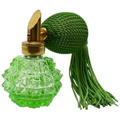 Original 1930s Art Deco Perfume Atomiser