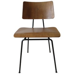 Original 1950s Robin Day Royal Festival Hall Chair By Hille Model No 661D