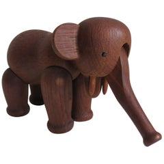 Original 1960s Vintage Kay Bojesen Elephant