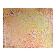 Original Abstract Painting on Canvas by Brandon Charles Weber
