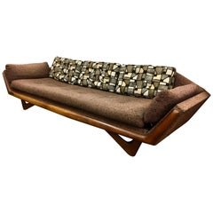 Original Adrian Pearsall for Craft Associates Gondola Sofa