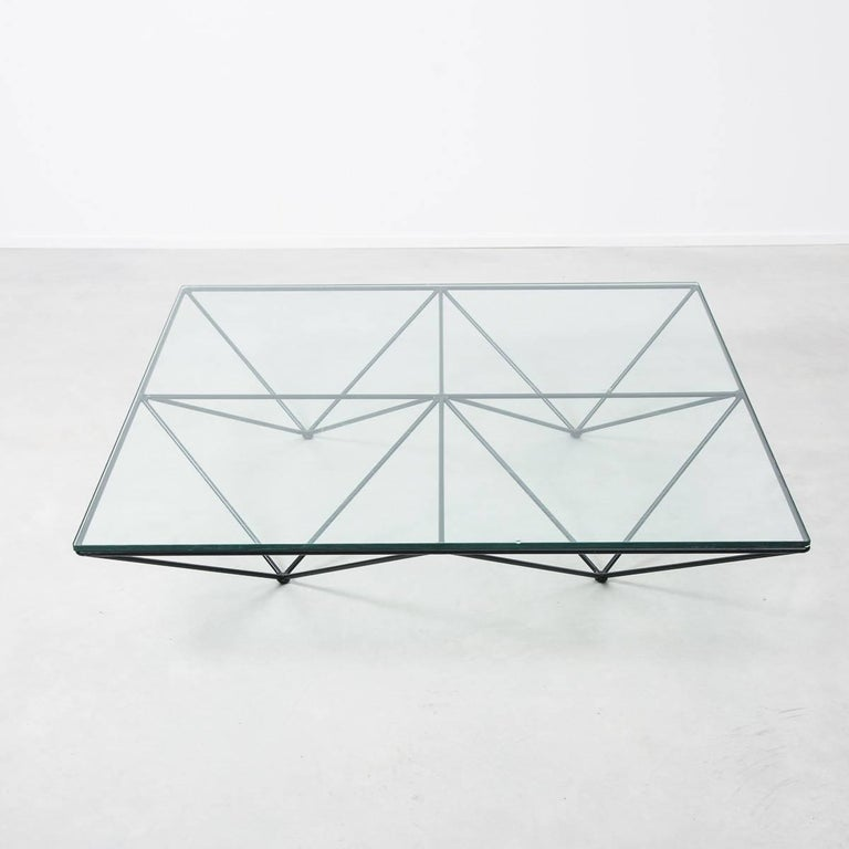 Mid-Century Modern Original Alanda Coffee Table by Paolo Piva for B&B Italia For Sale