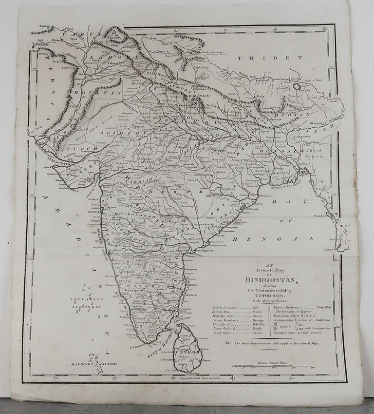 Super map of India