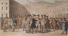 Original Antique Print after Thomas Rowlandson, 1819