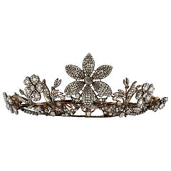 Original Antique Tiara