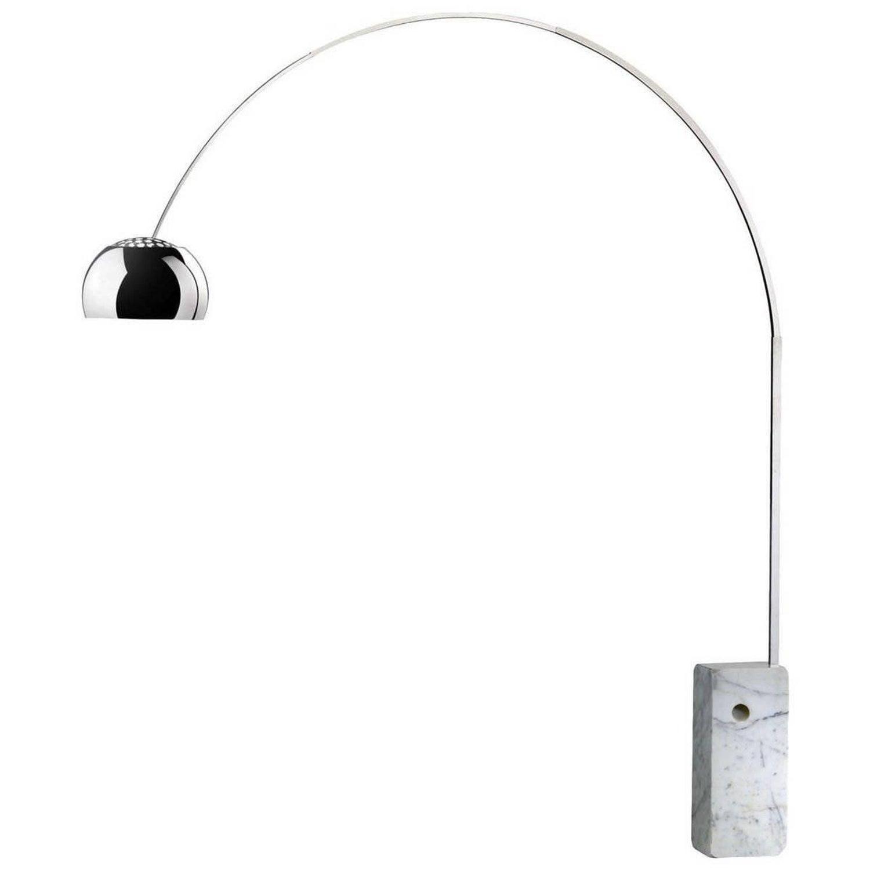 Vintage Arco Floor Lamp Designed by Achille Castiglioni in 1962 for ... for Original Arco Lamp  10lpwja