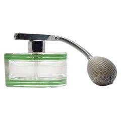 Original Art Deco Streamline Perfume Atomiser, 1930s