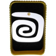 """Original Artist Earrings """"Espiral"""""""