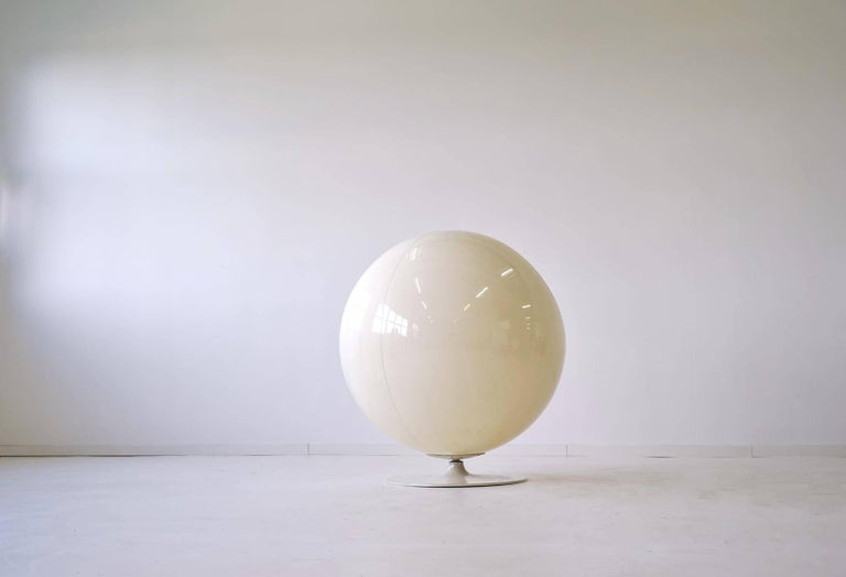 Fabric Original Ball Chair by Eero Aarnio Asko For Sale