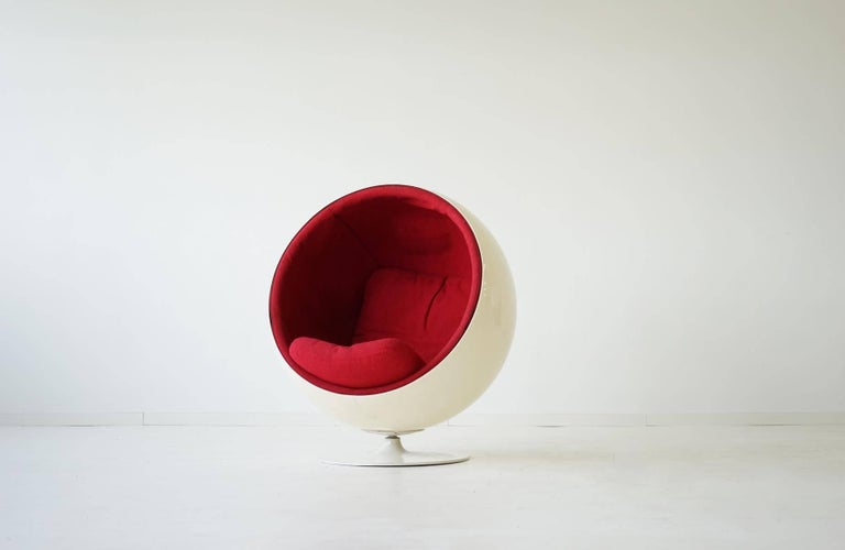 Original Ball Chair by Eero Aarnio Asko For Sale 1