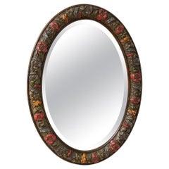 Original Barbola Mirror, c.1900