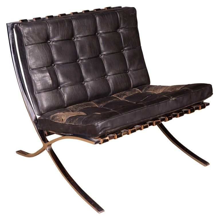 Remarkable Original Barcelona Chair Design By Mies Van Der Rohe Cjindustries Chair Design For Home Cjindustriesco