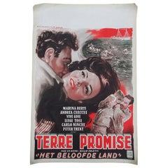 Original Belgian Film Posters, 20th Century