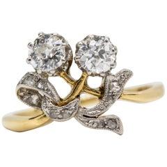 Original Belle Époque Diamond Ring