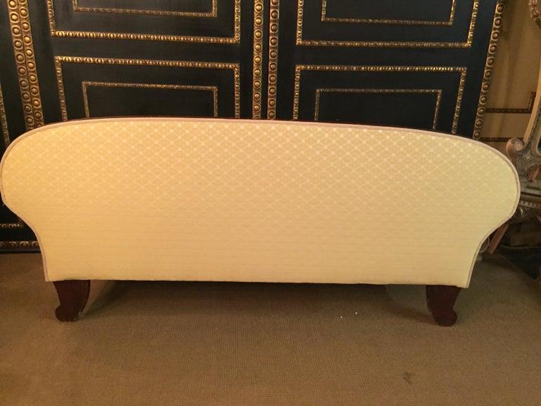 Original Biedermeier/Empire Sofa with  Bronze Applikationen, circa 1810  For Sale 10