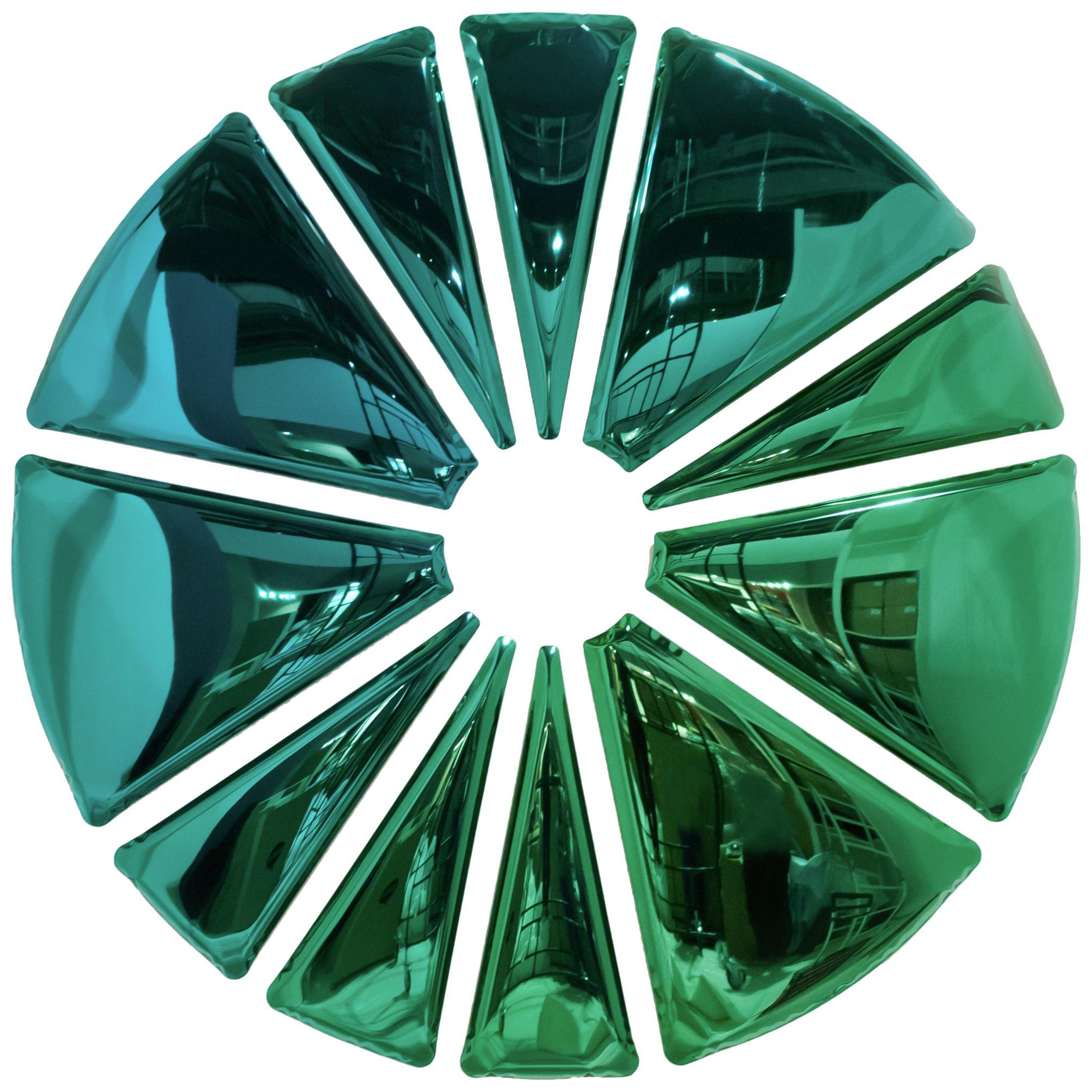 Original Decorative Wall Mirror, Zieta