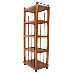 Original Early 19th Century Biedermeier Etagere, Austria-Hungary, 1830