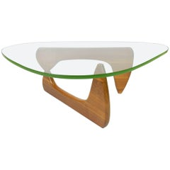 Original Early Isamu Noguchi Sculpture Coffee Table