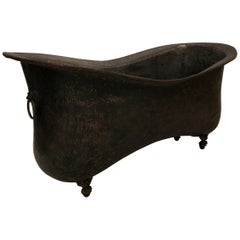 Original Empire Period Bathtub