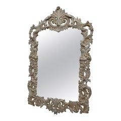 Original Finish Rococo Mirror