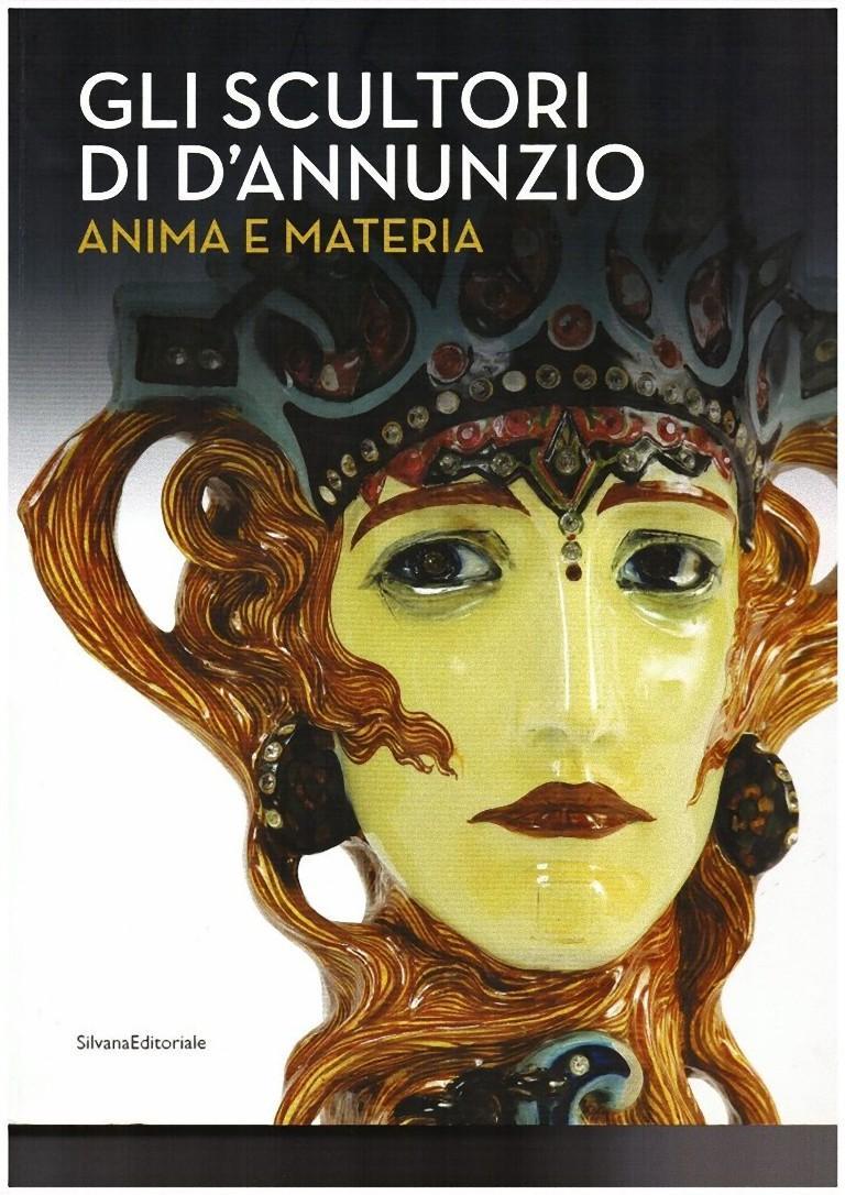 Original Glazed Majolica Statute, Carlo Lorenzetti for Pietro Melandri, 1934 In Good Condition For Sale In Roma, IT