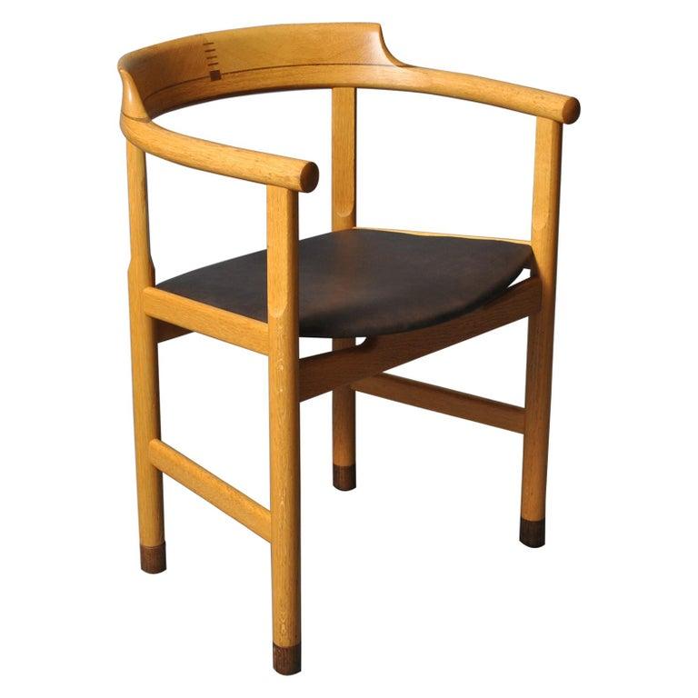 Original Hans J Wegner PP52 Chair For Sale