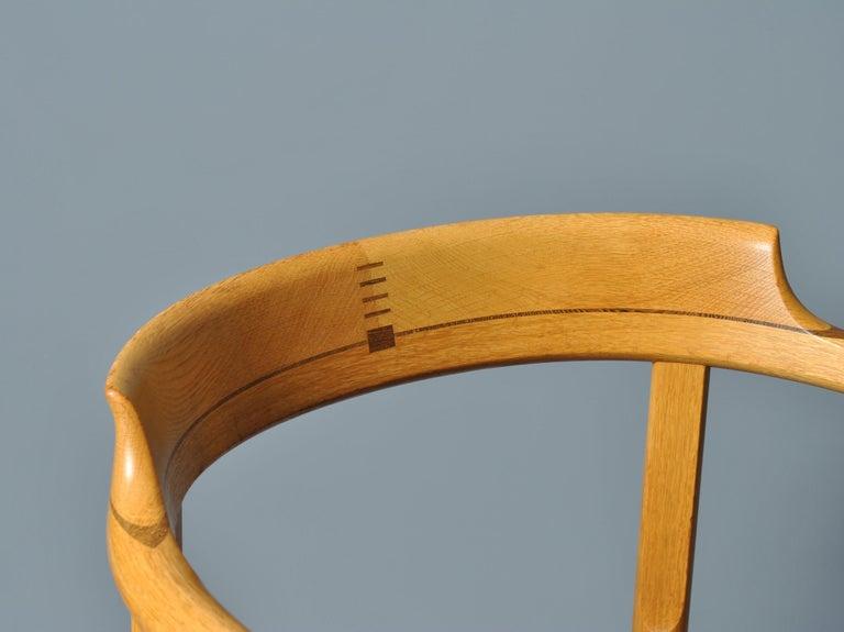 Original Hans J Wegner PP52 Chairs For Sale 5