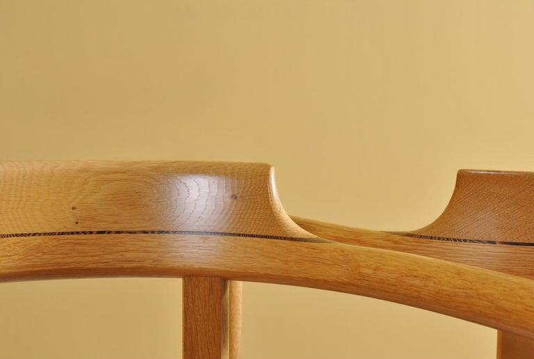 Mid-Century Modern Original Hans J Wegner PP52 Chairs