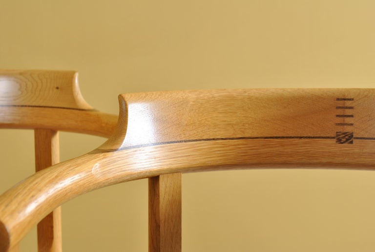 Original Hans J Wegner PP52 Chairs 2