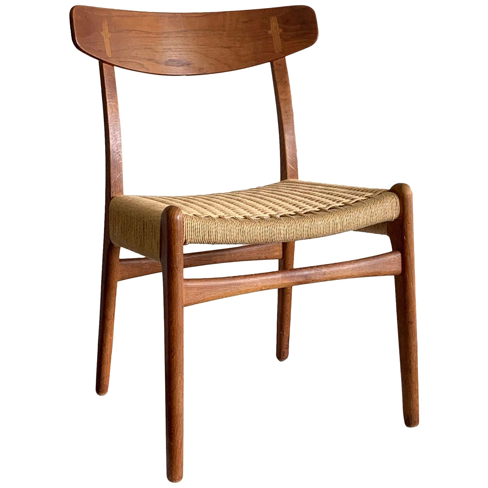Original Hans Wegner CH 23 Chair
