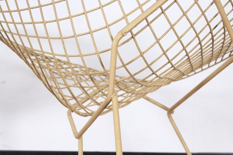 "Midcentury Original ""Diamond"" Chairs Harry Bertoia For"