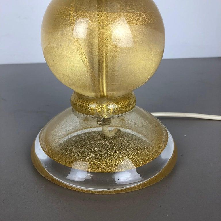 20th Century Original Heavy Murano Glass