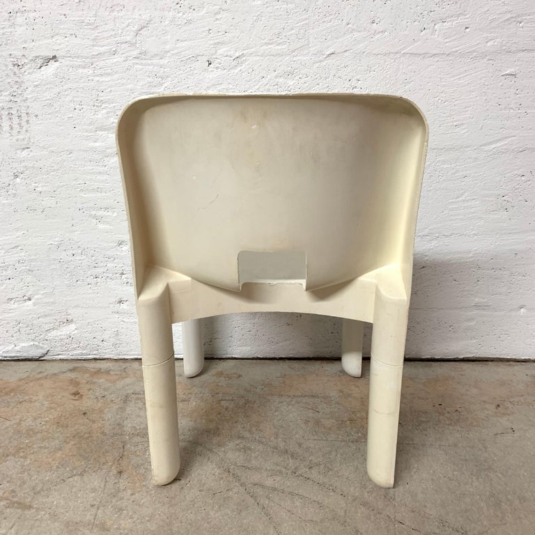 Original Joe Colombo Universale Chair by Beylerian LTD for Kartell, Italy, 1960s For Sale 1
