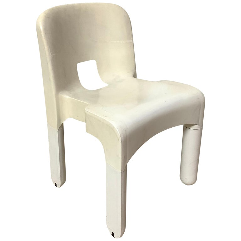 Original Joe Colombo Universale Chair by Beylerian LTD for Kartell, Italy, 1960s For Sale