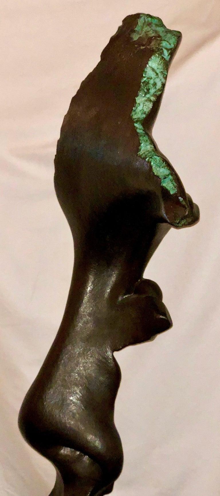Incredible Bronze Kinetic Sculpture