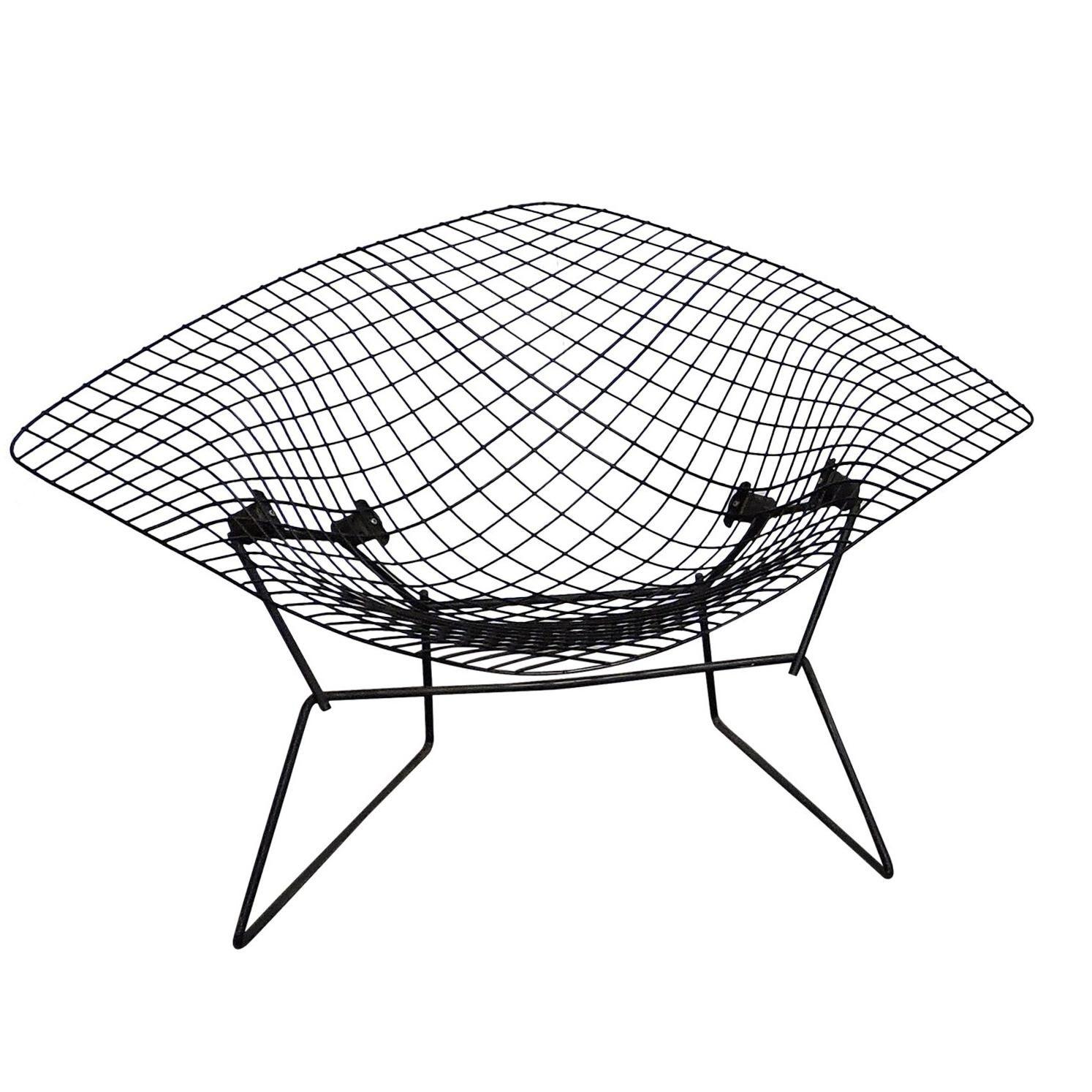 harry bertoia chairs 54 for sale at 1stdibs 1970s Oak Bedroom Furniture