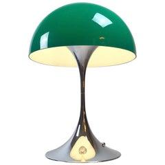 Original large Panthella table lamp by Verner Panton for Louis Poulsen, 1970s.