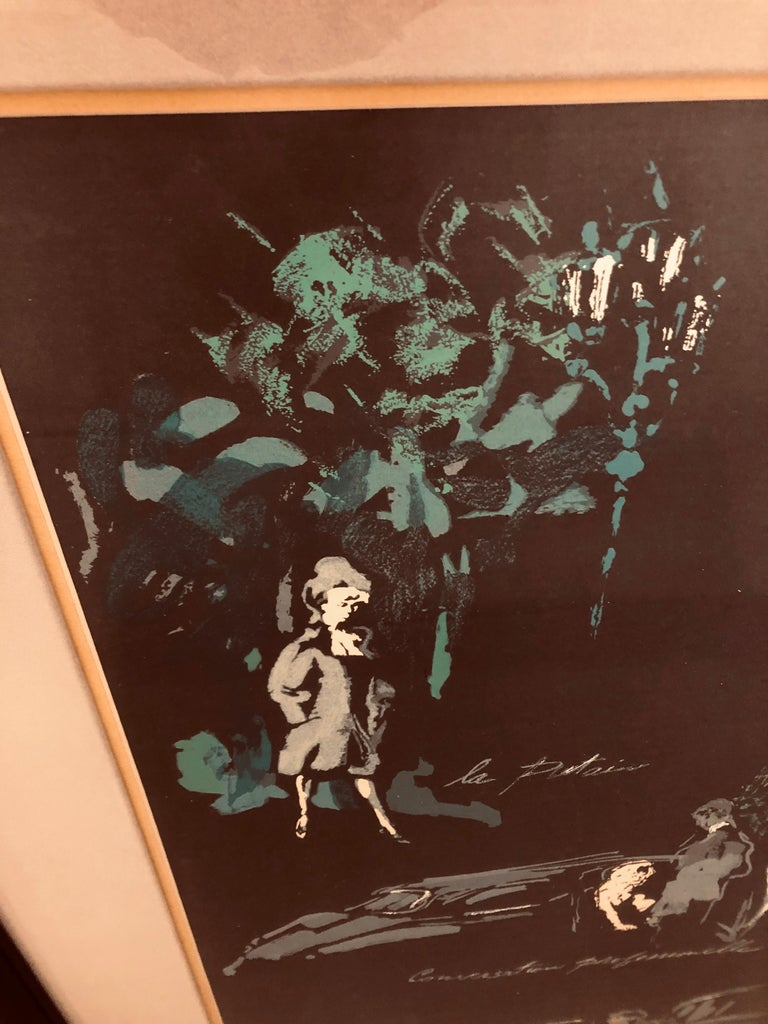 LeRoy Neiman Signed Lithograph