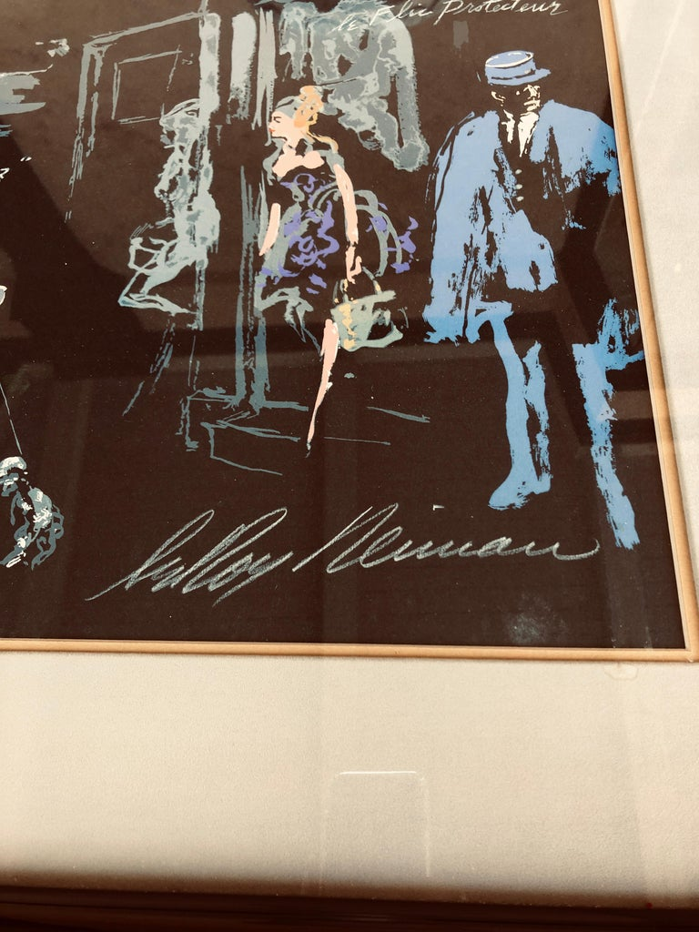 Other LeRoy Neiman Signed Lithograph