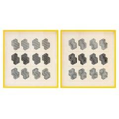 Original Letterpress Prints